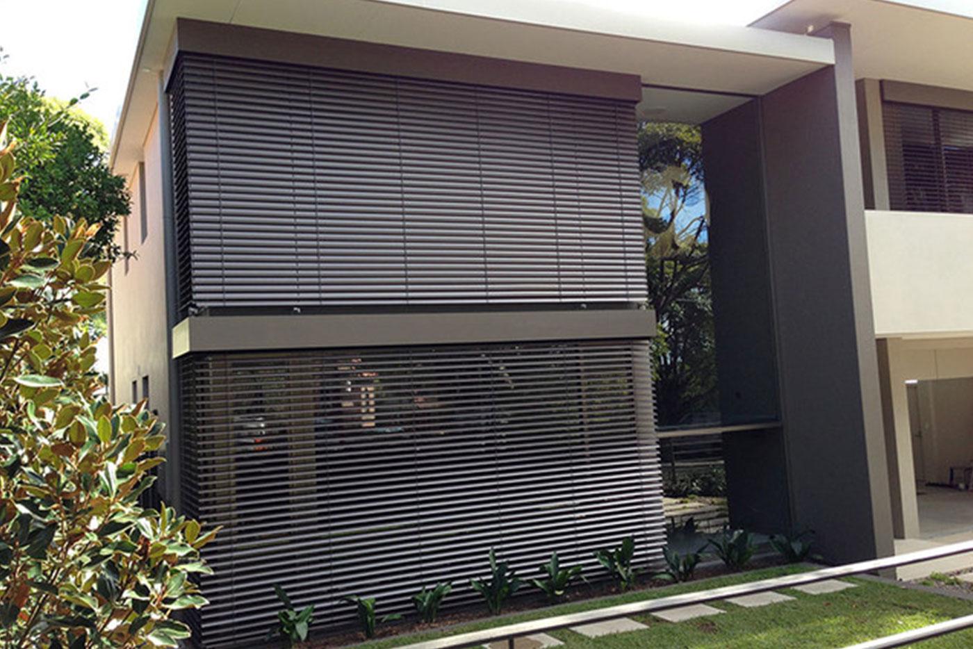 Estores para exterior ideas de disenos for Estor enrollable exterior